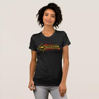 T-shirt Avertissement dangereux