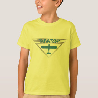 T-shirt Aviateur
