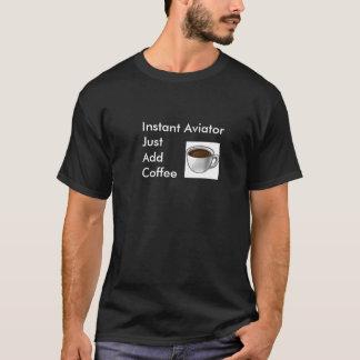 T-shirt Aviateur instantané