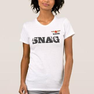 T-shirt Aviateur naval Groupy d'Accroc-Étudiant