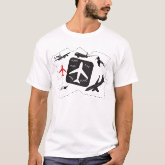 T-shirt Aviation