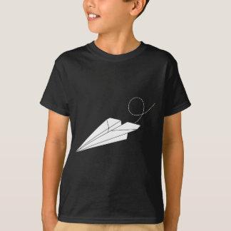 T-shirt Avion de papier