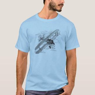 T-shirt Avion vintage