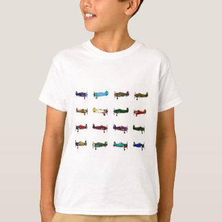 T-shirt avions