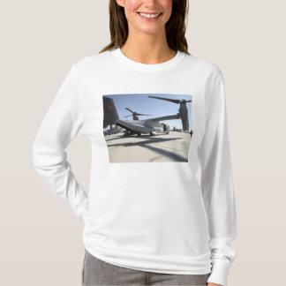 T-shirt Avions à rotor basculant 2 du balbuzard V-22