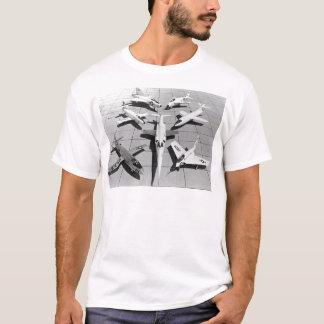 T-shirt Avions expérimentaux des États-Unis de première