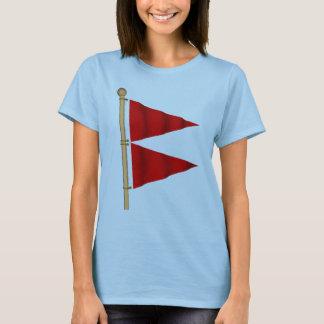 T-shirt Avis de coup de vent