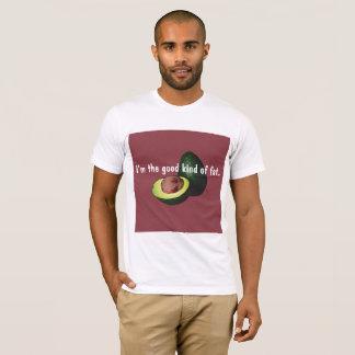 T-shirt Avocat - le bon genre de graisse - chemise drôle