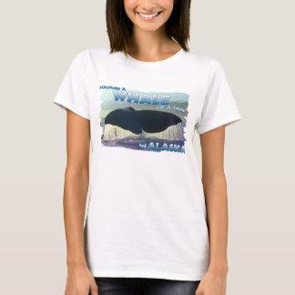 T-shirt Avoir une baleine d'un moment