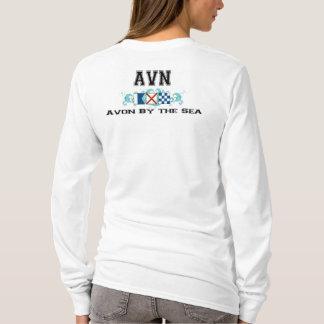 T-shirt Avon par la mer