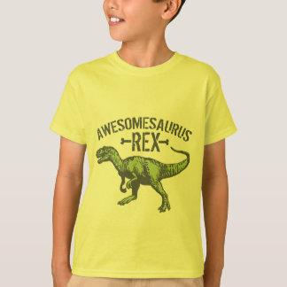 T-shirt Awesomesaurus Rex