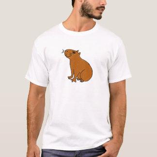T-shirt AY- chemise d'art de Capybara