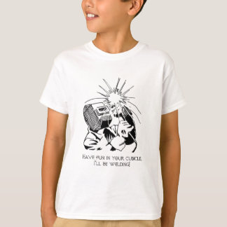 T-shirt Ayez l'amusement dans votre compartiment, je