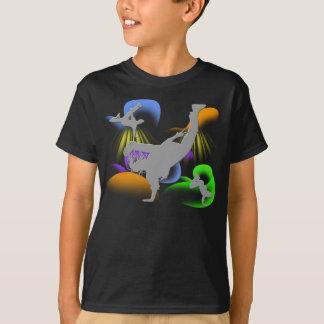 T-shirt B-boying