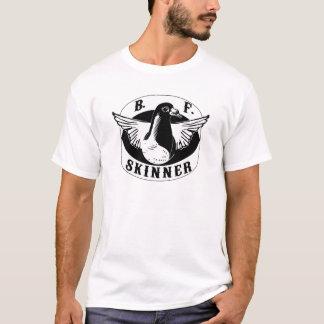 T-shirt B.F. Skinner et pigeon de projet