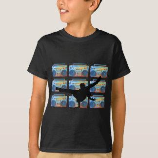 T-shirt B-Garçon de Boombox