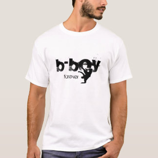 T-shirt b-garçon pour toujours