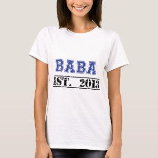 T-shirt Baba, établi 2013