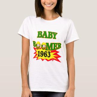 T-shirt Baby boomer 1963
