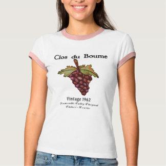 T-shirt Baby boomer, cru 1962