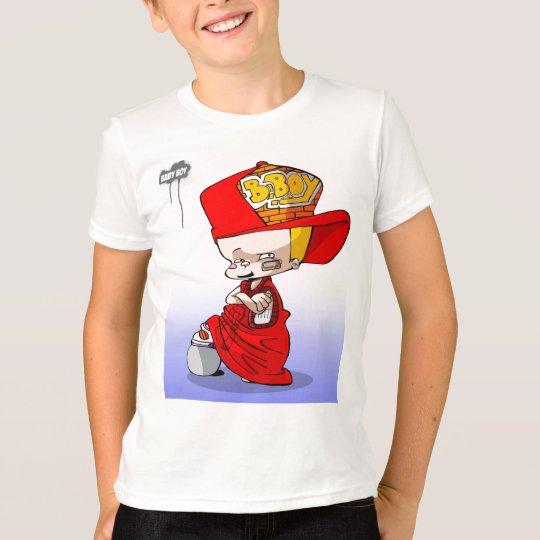 T-shirt Baby Hip Hop Badboy