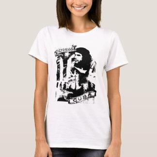 T-shirt Babydoll adapté par Cuba de Victoriosa