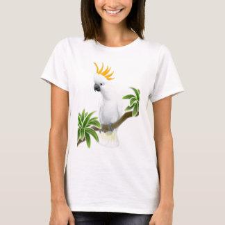 T-shirt Babydoll de cacatoès de Citron