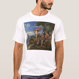 T-shirt Bacchus et Ariadne