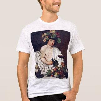 T-shirt Bacchus par Michaël Angelo Merisi DA Caravaggio
