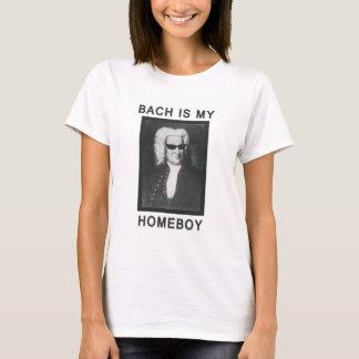 T-shirt Bach est mon Homeboy