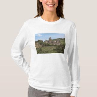 T-shirt Bacharach, Allemagne, château de Stahleck, Schloss
