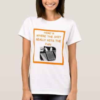 T-shirt backgammon