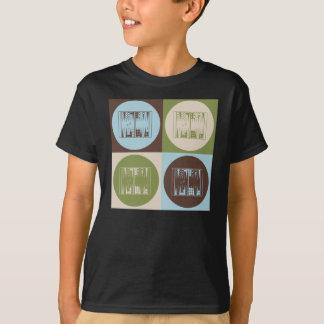 T-shirt Backgammon d'art de bruit
