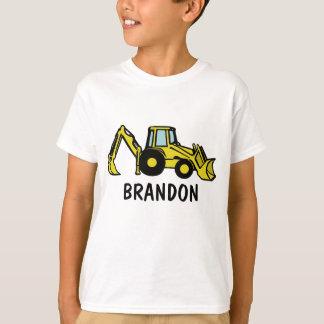 T-shirt Backhoe/BRANDON