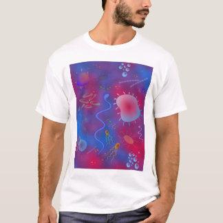 T-shirt Bactéries