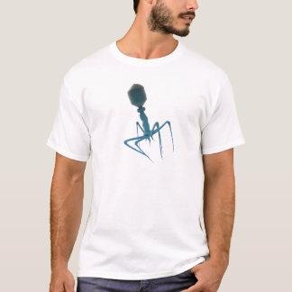 T-shirt bactériophage
