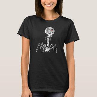 T-shirt Bactériophage de Steampunk