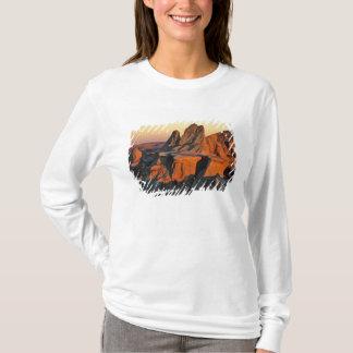 T-shirt Bad-lands en parc national de Theodore Roosevelt