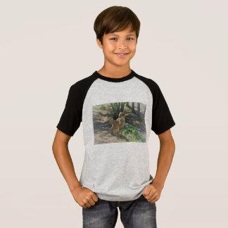 T-shirt Badine la chemise de guépard