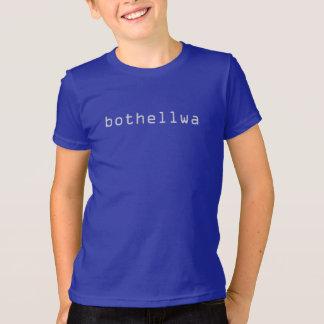 T-shirt badine le bleu bas de bothellwa