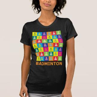 T-shirt Badminton d'art de bruit