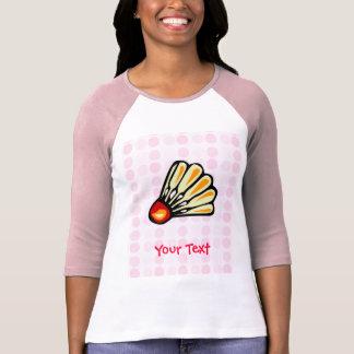 T-shirt Badminton mignon
