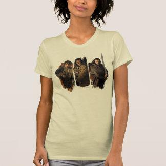 T-shirt BAGGINS™, barde, et graphique de Thorin