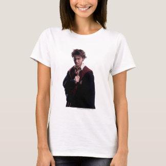 T-shirt Baguette magique de Harry Potter augmentée