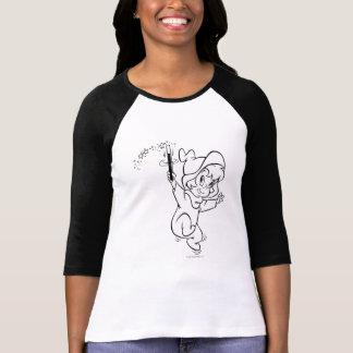 T-shirt Baguette magique de ondulation 1 de Wendy