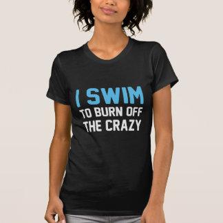 T-shirt Bain outre du fou