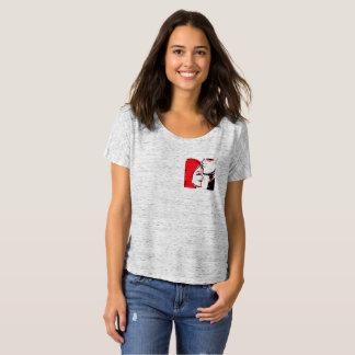 T-shirt baiser