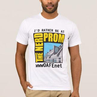 T-shirt Bal d'étudiants nerd