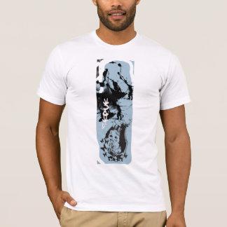 T-shirt Bal d'étudiants vintage