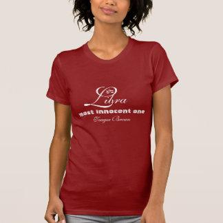 T-shirt Balance, la plus innocente, Teague Brown